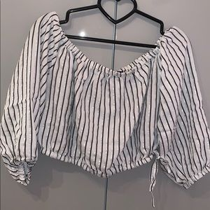 Rachel Roy Cropped Top